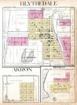 Blythedale, Akron, Brooklyn, Harrison County 1917