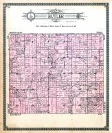 Butler Township, Harrison County 1917