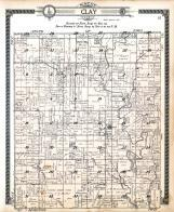 Clay Township, Akron, Harrison County 1917