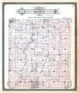 Marion Township, Eagleville, Ridgeway, Harrison County 1917