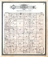 Sherman Township, Harrison County 1917