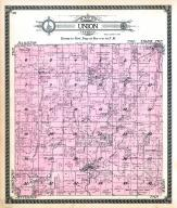 Union Township, Brooklyn, Eagleville, Harrison County 1917