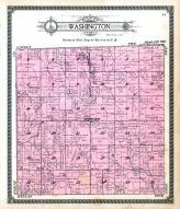 Washington Township, Harrison County 1917