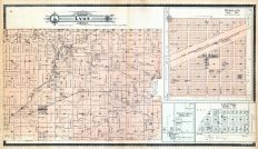 Lyon Township, Hurdland, Forest Springs, Locust Hill, Knox County 1898