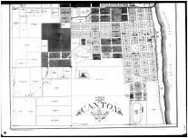 Canton City - Below, Lewis County 1897