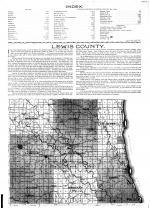 Index, Lewis County Map, Lewis County 1897