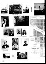 La Belle City, Jones, Dowel & McReynolds, Smith, Mulinex, High, Holmes Residence - Left, Lewis County 1897