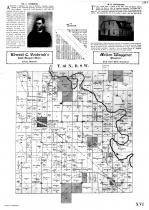 Township 61 N Range 8 W, Lewistown, Tolona, Vosbrink Store, Pritchard, Lewis County 1897