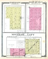 Emerson, West Quincy, Monroe City, Marion County 1913