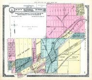 Hannibal City - Section 31, Section 32 - Part, Section 36 - Part, Oakwood - Part, Marion County 1913