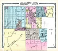 Hannibal City - Section 33 and Part of Section 34, Marion County 1913