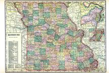 State Map, Marion County 1913