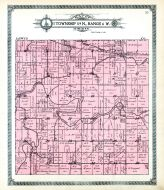 Township 59 N., Range 6 W., North Fabius River, Quincy Omah R.R., Marion County 1913
