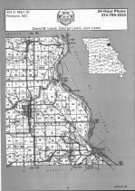 Marion County Index Map 002, Marion and Shelby Counties 1993