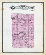 Township 22 N. Range 34 W. - Part, Tiff City, McDonald County 1909