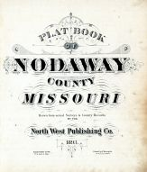 Title Page, Nodaway County 1893