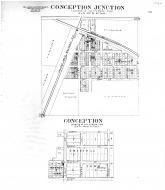Conception Junction, Conception, Nodaway County 1911
