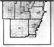 Lincoln Township, Dawson - Below, Nodaway County 1911