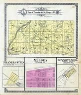 Township 41 N., Range 8 W., Frankenstein, Medors, Bonnots Mill, Gascondy, Osage County 1913