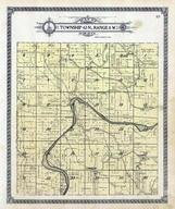 Township 42 N., Range 8 W., Leboeuf, Koenig, Judge, Gasconde River, Osage County 1913