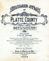 Title Page, Platte County 1907