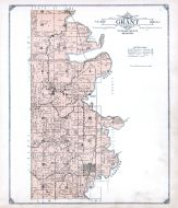 Grant Township, Chapel, Livonia, Putnam County 1916