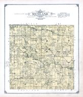 Richland Township, Rosewood, Elco, Putnam County 1916