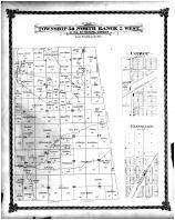 Township 53 N Range 5 W, Center, Rensselaer, Ralls County 1878