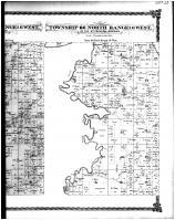 Townships 64 & 65 & 66 & 67 N Range 16 W - Right, Schuyler County 1878