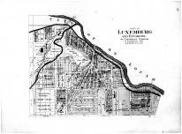 Luxemburg and Environs, City of St Louis, St. Louis County 1909