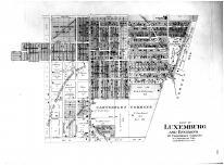 Luxemburg and Environs, St. Louis County 1909