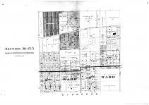 North Kirkwood - Section 36-45-5, St. Louis County 1909