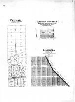 Penmar, Affton Heights, Lahoma, St. Louis County 1909