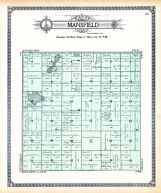 Mansfield Township, Barnes County 1910