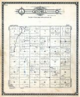 Getchell Township, Barnes County 1928