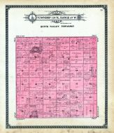 Butte Valley Township, Benson County 1910
