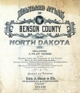 Title Page, Benson County 1910