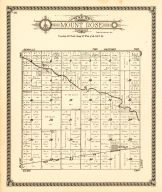 Mount Rose Township, Bottineau County 1929