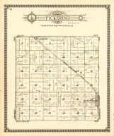 Pickering Township, Bottineau County 1929