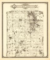 Roland Township, Bottineau County 1929