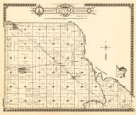 Tacoma Township, Bottineau County 1929