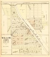 Willow City, Bottineau County 1929