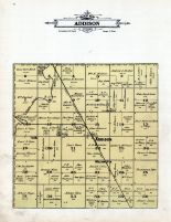 Addison Township, Cass County 1906