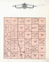Dows Township, Cass County 1906