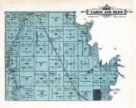 Fargo and Reed Township, Cass County 1906