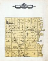 Harwood Township, Cass County 1906