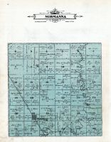 Normanna Township, Cass County 1906