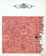Pleasant Township, Cass County 1906