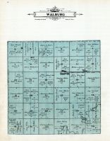 Walburg Township, Cass County 1906
