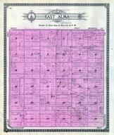 East Alma Township, Cavalier County 1912